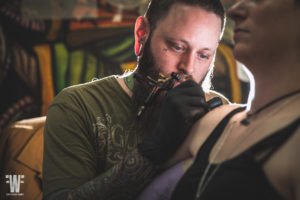 Salty Dog Tattoo Artist