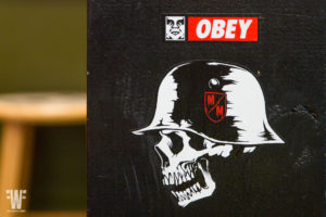 Salty Dog Tattoo Shoppe Obey