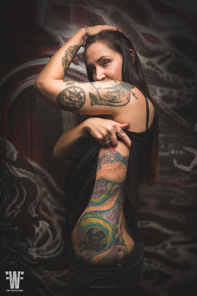 The salty dog tattoo shoppe best tattoo shop in fort for Fort worth texas tattoo shops