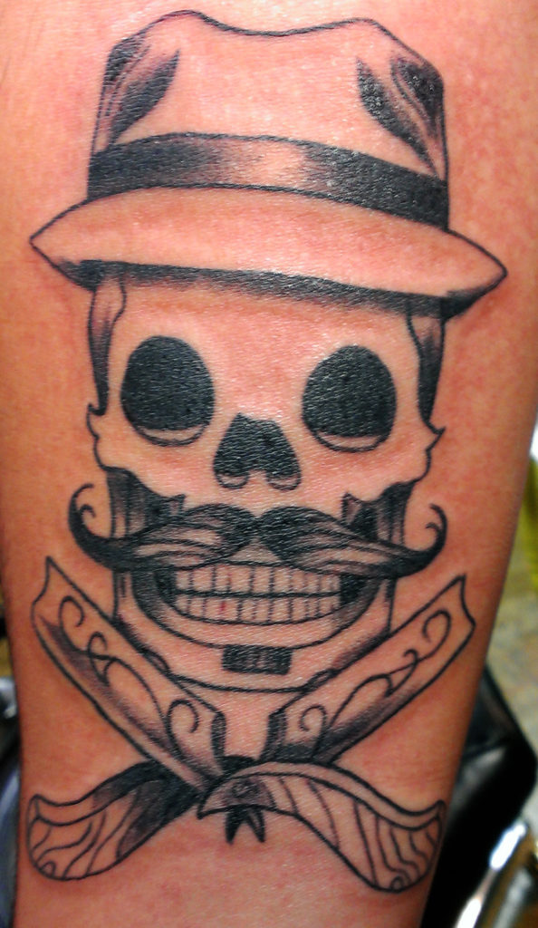 Tattoos by the tim mash at the salty dog tattoo shoppe for Best tattoo shops in fort worth texas