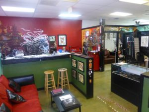 Salty Dog Tattoo Shoppe Life