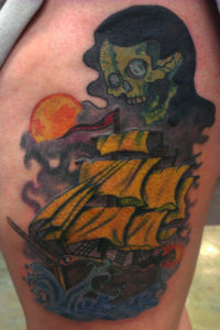 Salty Dog Tattoo Artist Tattoo Gallery