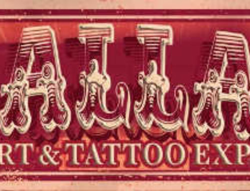 Dallas Art and Tattoo Expo June 23-25, 2017